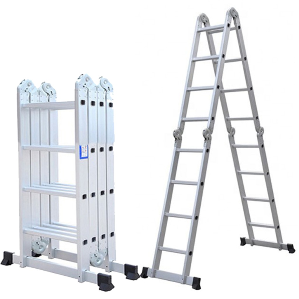 Pacteckh Aluminum Acrobat Multi Purposal Ladder