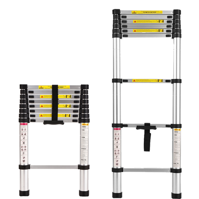 Packtech Aluminum Telescopic Ladder