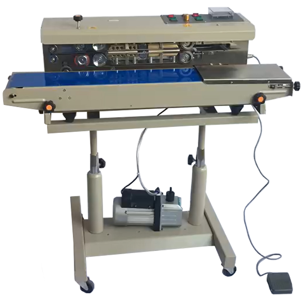 Packtech Contunious Vacuum Sealer Machine