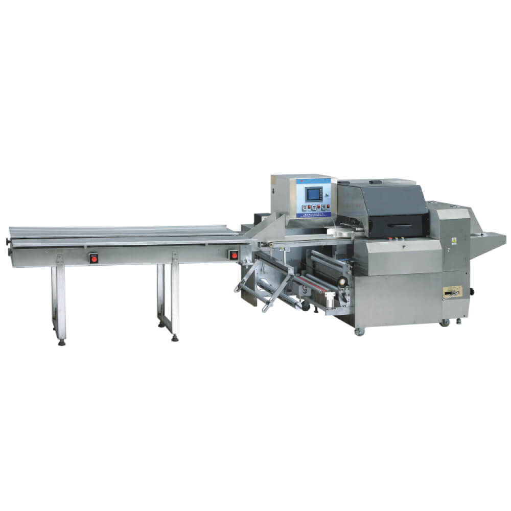 Packtech Multi-Function Pillow Type Packing Machine